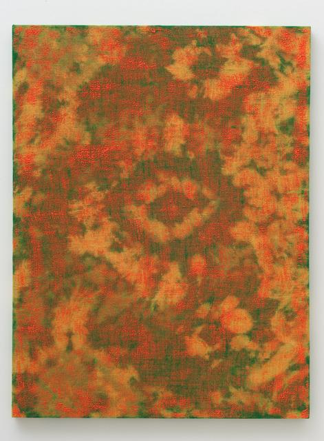 , 'Untitled (GRN/YLO),' 2013, Roberts & Tilton