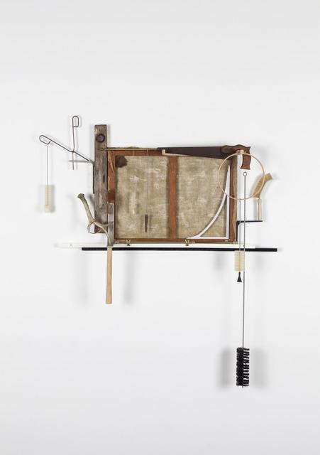 , 'Set-shifting ,' 2016, Galerie Nathalie Obadia