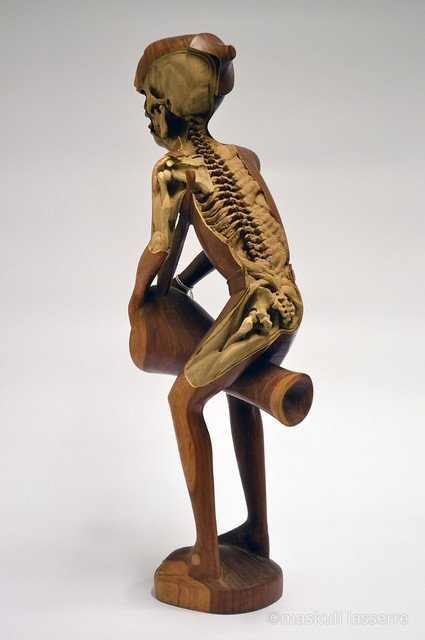 , 'Souvenir Skeleton,' 2014, Pierre-François Ouellette art contemporain