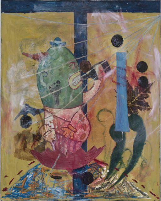 , 'Primogenitor,' 2014, Galerie Nathalie Obadia