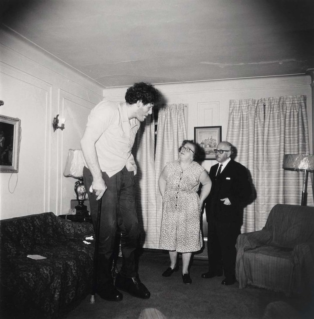 , 'The Jewish Giant at Home,' 1970, Laurence Miller Gallery