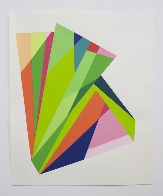 , 'Fleeting,' 2018, Elizabeth Houston Gallery