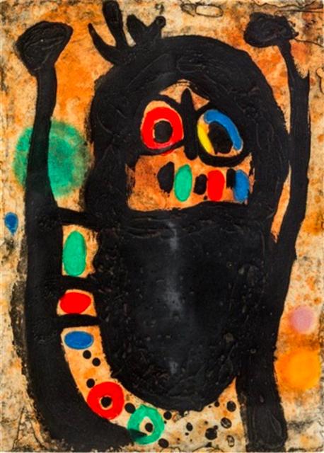 Joan Miró, 'La Femme aux Bijoux', 1968, BOCCARA ART