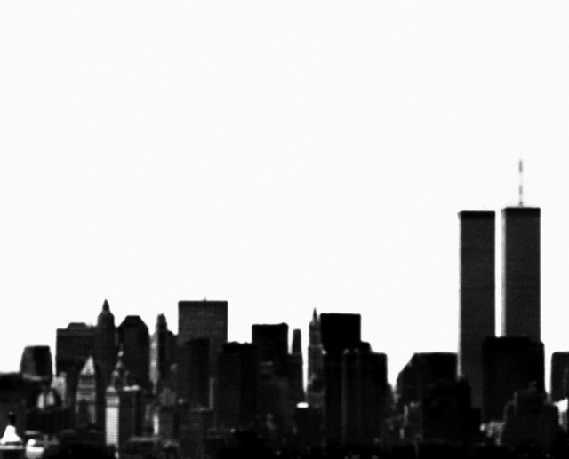 , 'Lower Manhattan, New York,' 1984, Milk Gallery