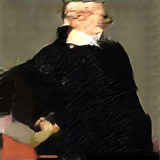 AICAN, 'Faceless Portrait of a King', 2019, HG Contemporary