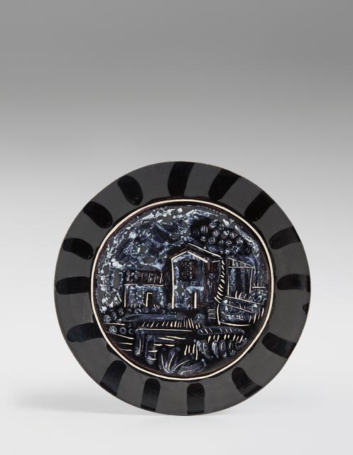 Pablo Picasso, 'Paysage (Landscape)', 1953, Phillips