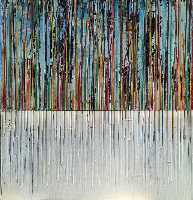 , 'Scent of Melting Snow #39,' 2017, Julie Nester Gallery