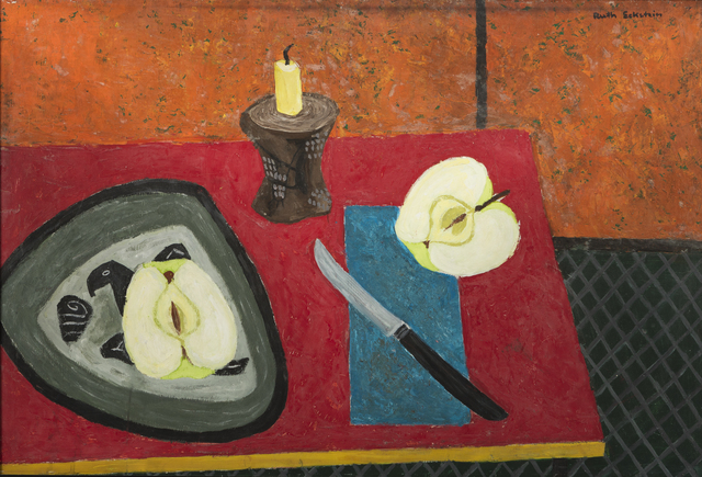 , '[Still Life with Green Apples],' ca. 1950, Childs Gallery