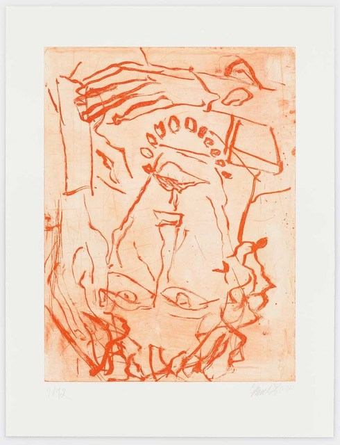 , 'Eisneman,' 2018, Alan Cristea Gallery