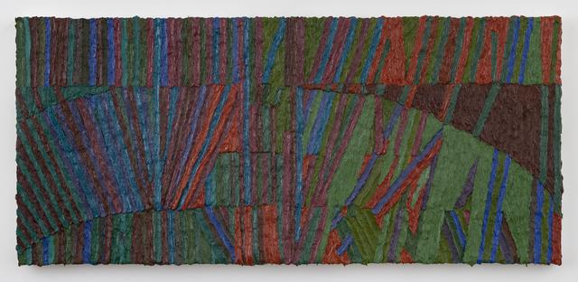 , 'window with palm,' 2018-2019, Elizabeth Harris Gallery