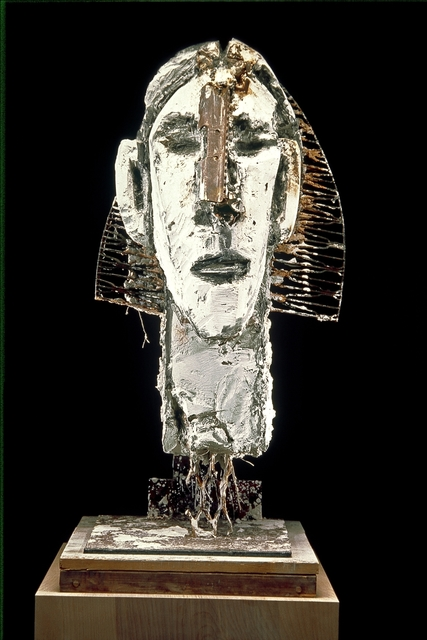 , 'Female Head - R.P.,' 2002, Nasher Sculpture Center