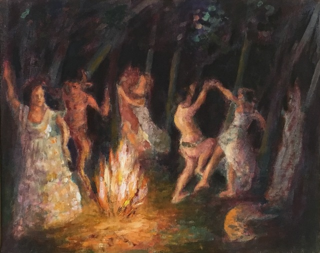 , 'Forest Wedding,' 2016, Gallery One