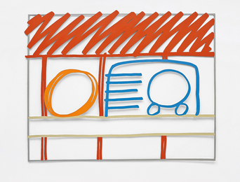 Tom Wesselmann, '1964 Radio Edition,' 1991, Phillips: Evening and Day Editions