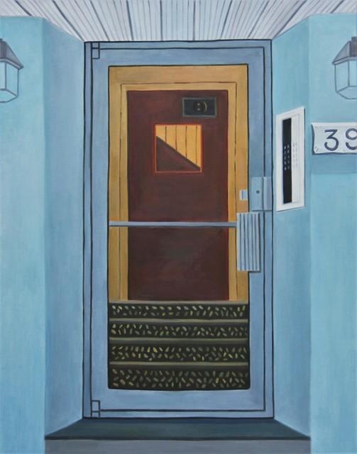, 'Door,' 2018, ART MORA