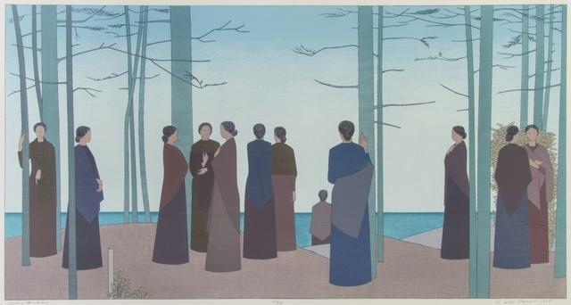 Will Barnet, 'Spring Morning', 1985, Resource Art