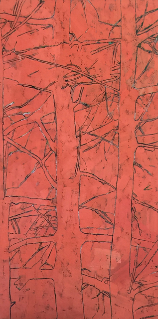 , 'Tree Glyph #14,' 2006, Resource Art