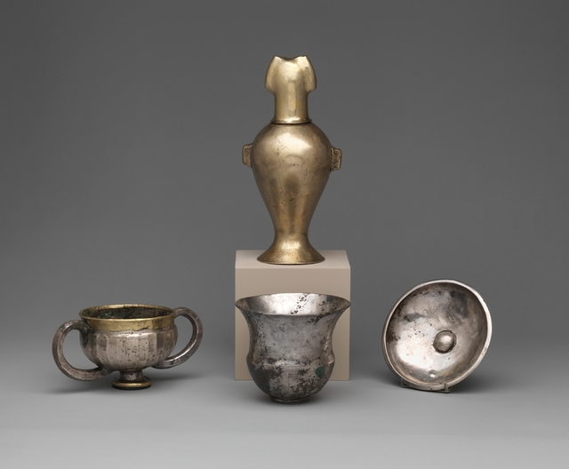Unknown Anatolian, 'Group of four vases', ca. 2300–2000 B.C., The Metropolitan Museum of Art