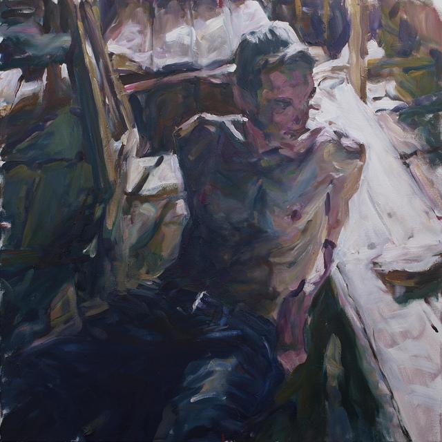 Martin-Jan van Santen, 'Stumbled', 2018, Galerie Thomas Fuchs