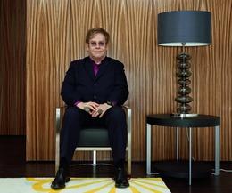, 'Sir Elton John, from the Elton John AIDS Foundation Portfolio ,' 2011, Jackson Fine Art
