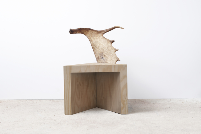 , 'Stag Stool (Natural Plywood),' 2015, Carpenters Workshop Gallery
