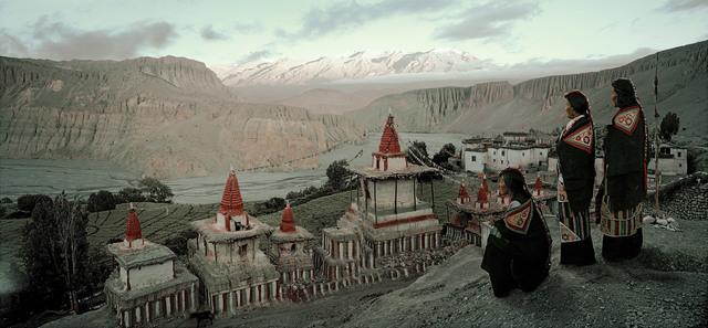 , 'Tsering Yangzom, Tachung & Tsering, Wangmo, Tangge Village, Upper Mustang Nepal,' 2011, Rademakers Gallery
