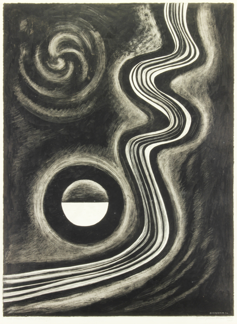 , 'Stream Into Eternity,' 1952, Addison Rowe Gallery