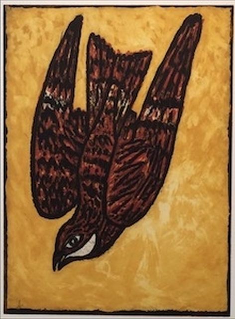 , 'Chicken Hawk,' 2014, William Campbell Contemporary Art, Inc.