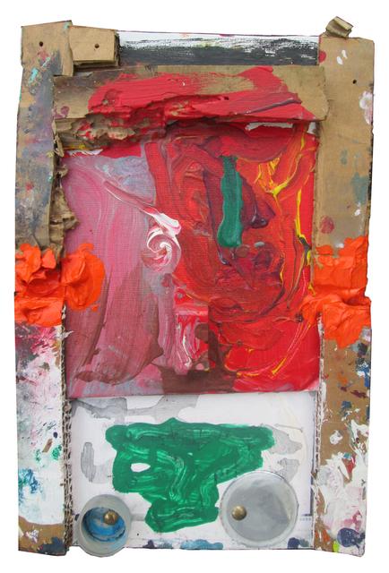 Ben La Rocco, 'Christ, Jupiter and Europa', 2018, John Davis Gallery