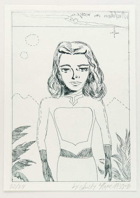 , 'Das Mädchen von Morgen ,' 2008, Galerie Sabine Knust