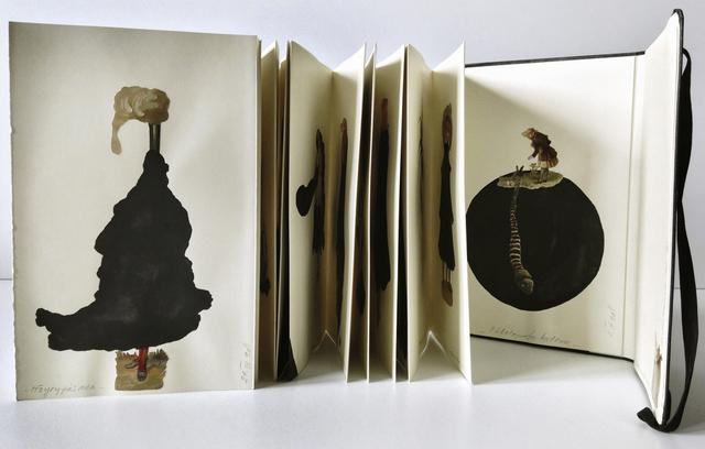 , 'Imagination Exercises, April 2011  (Mielikuvaharjoitelmia, huhtikuussa 2011),' 2011, Taik Persons