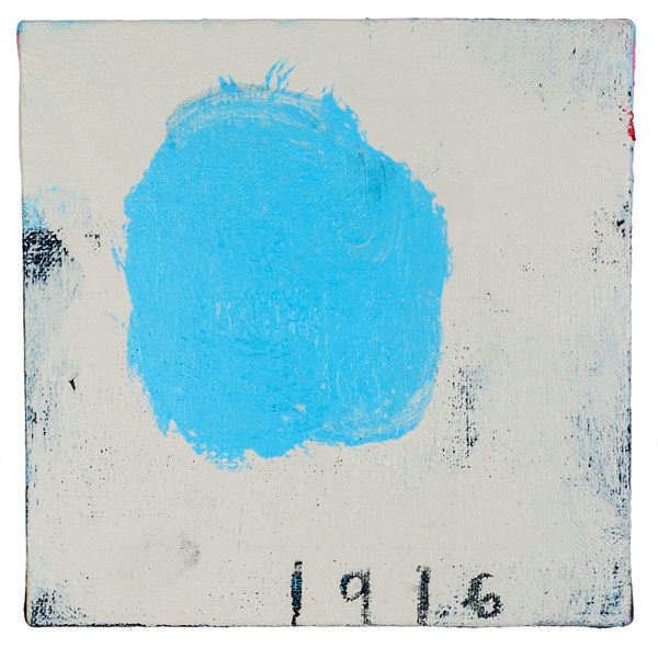 , '1916,' 2015, The Road Gallery