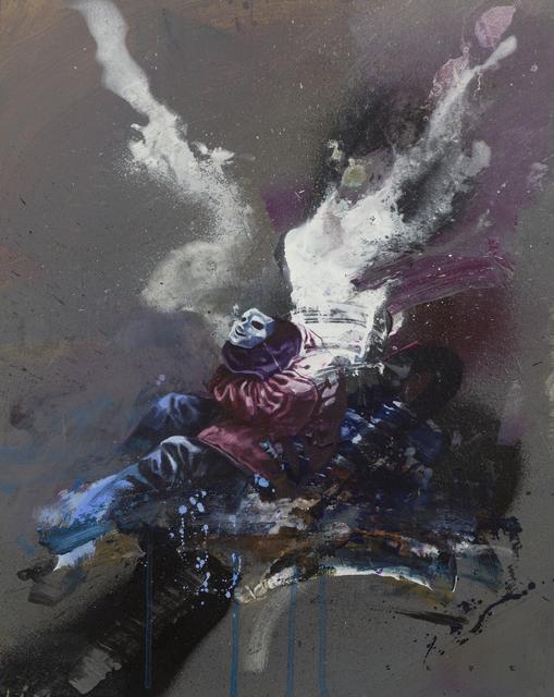 , 'Homless Angels 3,' 2016, Galerie SOON