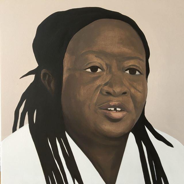 , 'Creuza (After Creuza Maria Oliveira),' 2018, Mariane Ibrahim Gallery