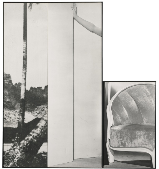 , 'Tree, Hand, Chair,' 1988, André Viana