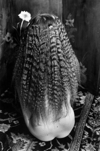 Edouard Boubat, 'Nu aux cheveux frisés', 1981, °CLAIR Galerie