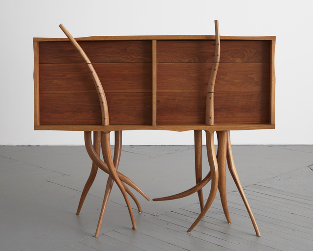 Wendell Castle, 'Chest of Drawers', 1962, R & Company