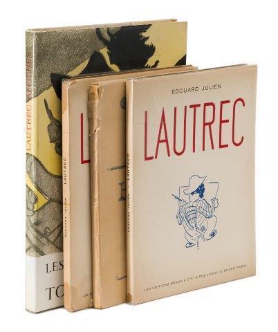 Henri de Toulouse-Lautrec, 'Histories Naturelles', 1949, Books and Portfolios, Books, Roseberys