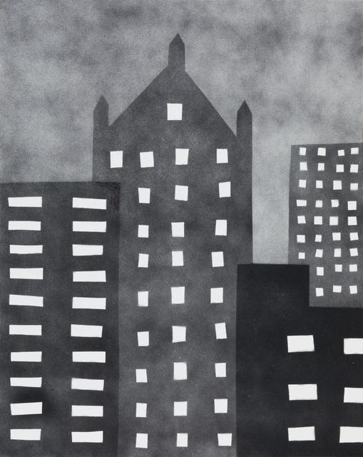 , 'NEW YORK 85,' 2017, Elizabeth Harris Gallery