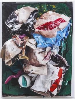 , 'Seen and Not Seen,' 2013, David Nolan Gallery