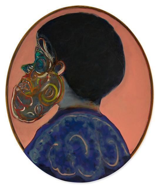 Ryan Mosley, 'Primitive Ancestry XIV', 2011, Louise Alexander Gallery