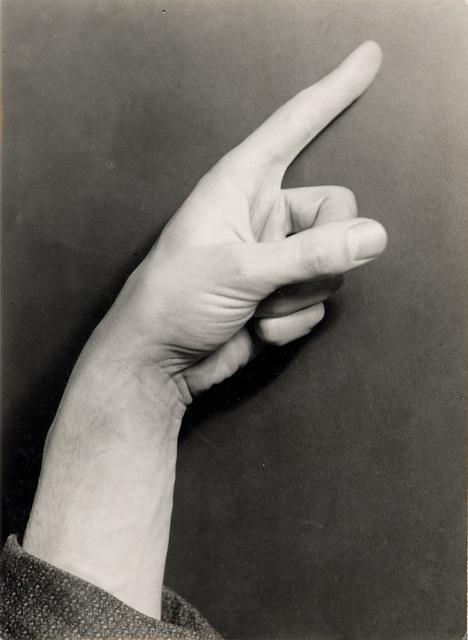 Elfriede Stegemeyer, 'Otto´s Hand', 1933, Galerie Julian Sander