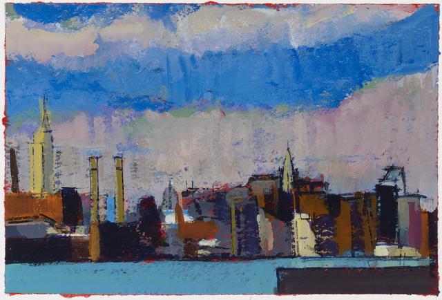 , 'From Williamsburgh,' 2013, John Martin Gallery