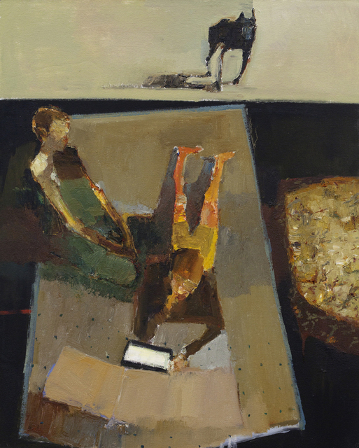 , 'Activities,' 2106, Sue Greenwood Fine Art