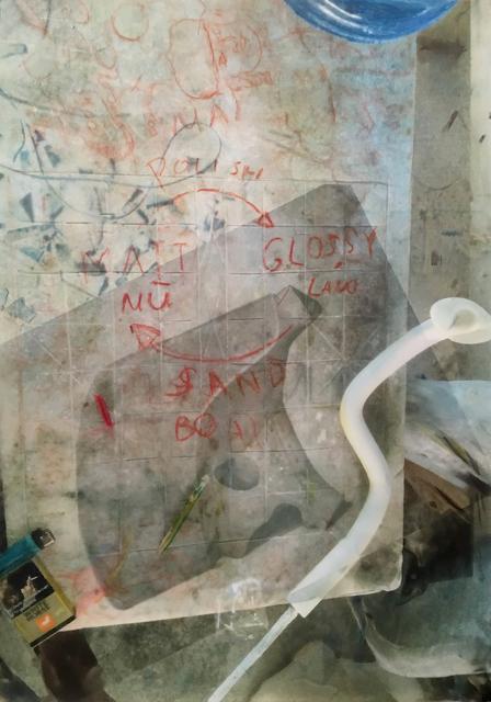 , 'Sketch 02,' 2015, Art Vietnam Gallery