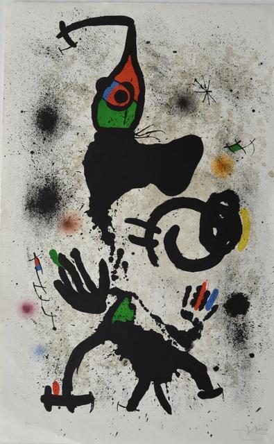 , 'Le Pecheur d'eponges ,' 1971, Long-Sharp Gallery