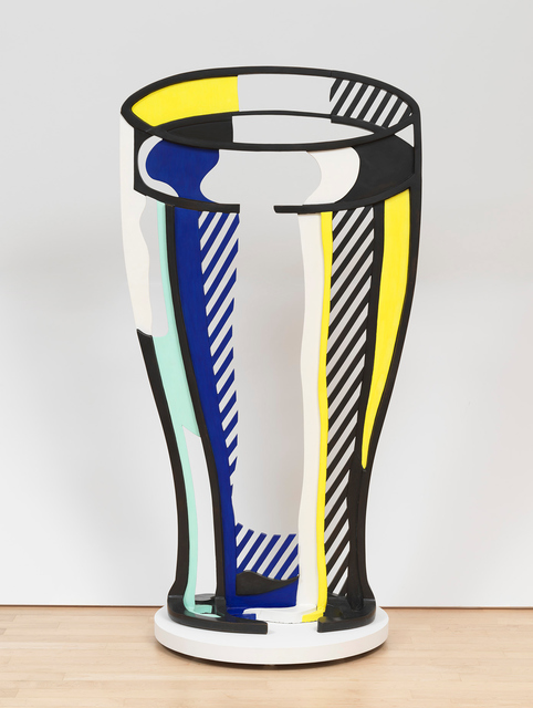 , 'Glass V,' 1977-78, Gagosian