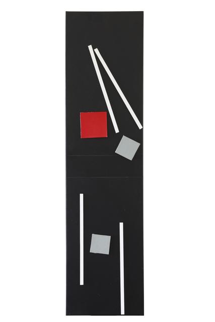 , 'Tavola magnetica,' 1960, Cortesi Gallery