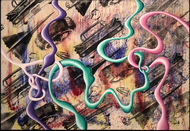Kenny Scharf, 'Imperialistic   ', 1989, Leila Heller Gallery