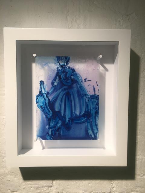 , 'Blue Rider,' 2015, Arusha Gallery