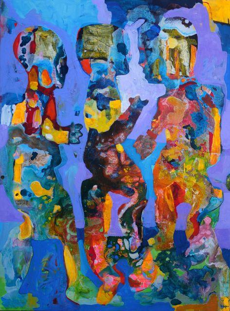 , 'Violet Hour,' 2018, Desta Gallery